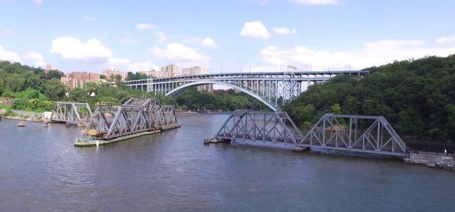 Henry Hudson Memorial Bridge