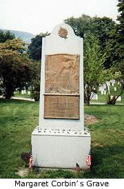Margaret Corbin's Grave