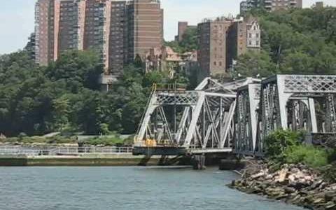 Spuyten Duyvil Swing Bridge