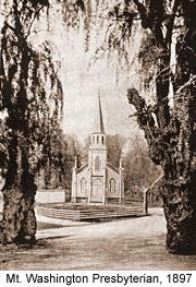 Mount Washington Presbyterian Church, 1897