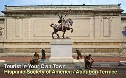 Audubon Terrace Museum Group