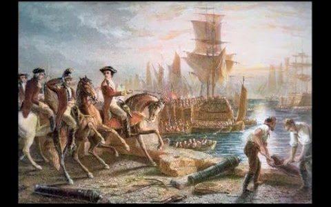 Evacuation Day in NYC – November 25, 1783